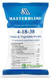 MasterBlend 4-18-38